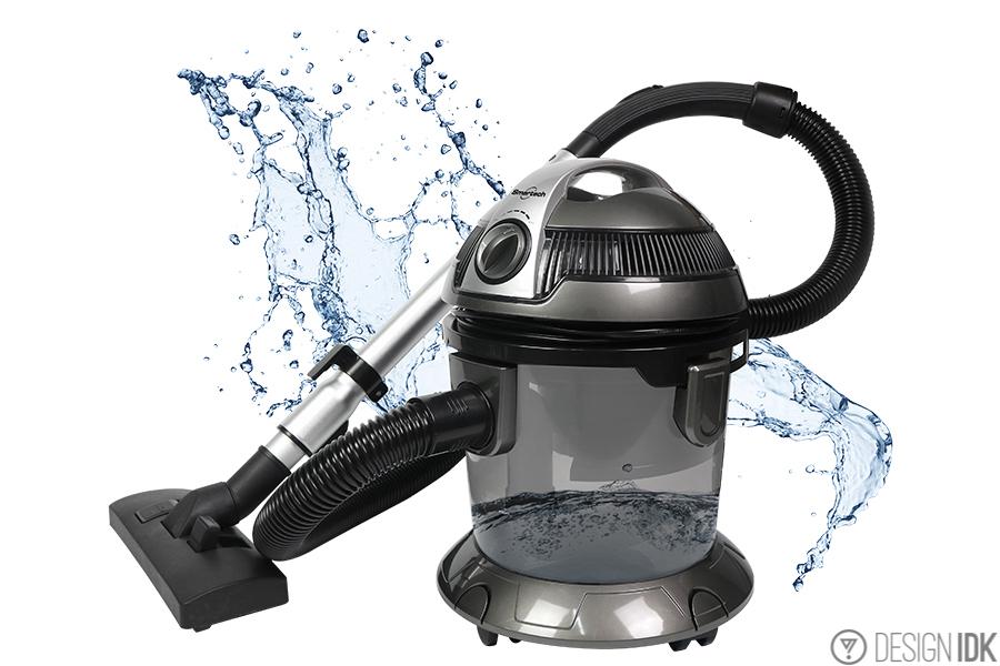 Smartech 水濾吸塵機 塵蟎塵埃一機攪掂