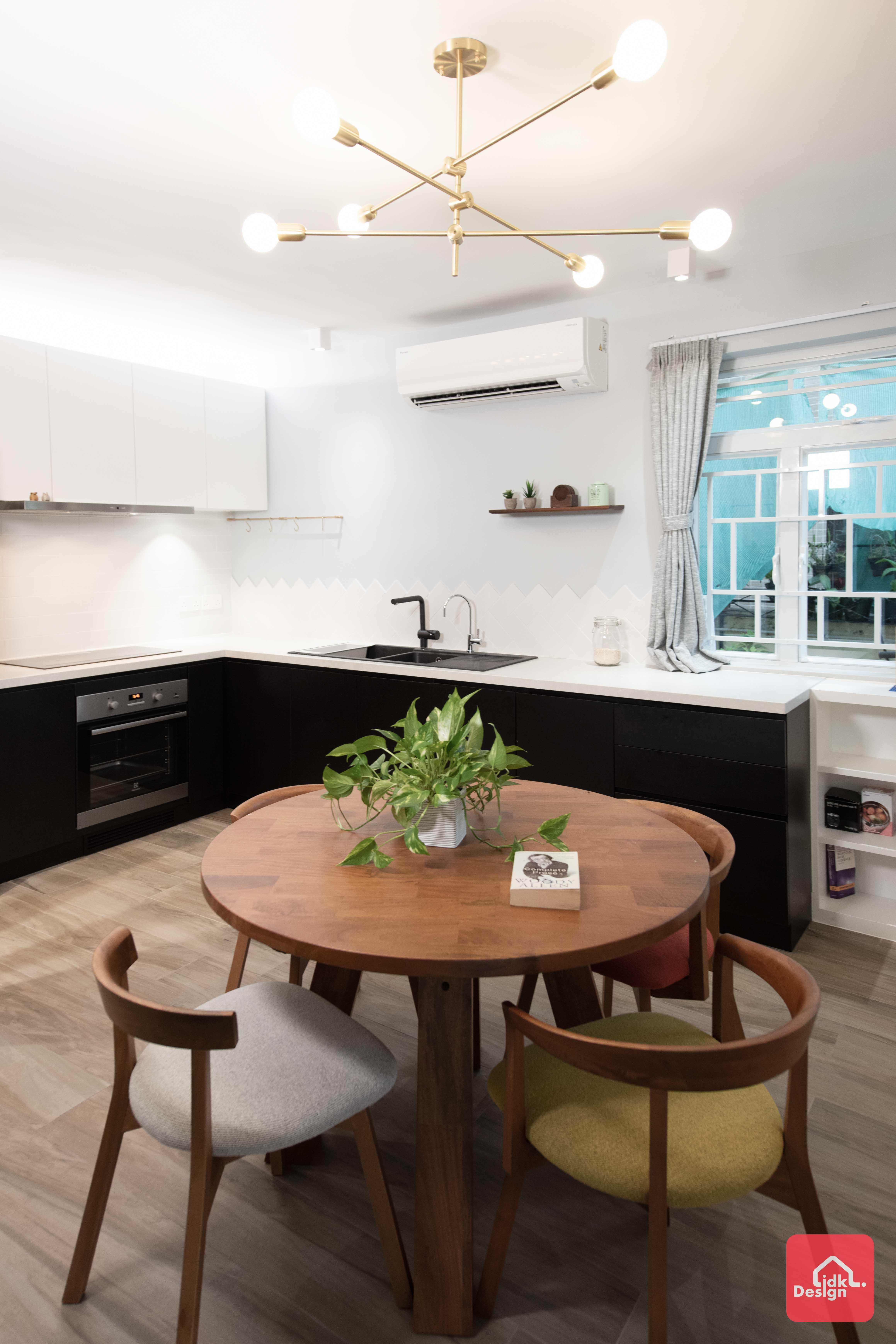 飯廳連開放式廚房
