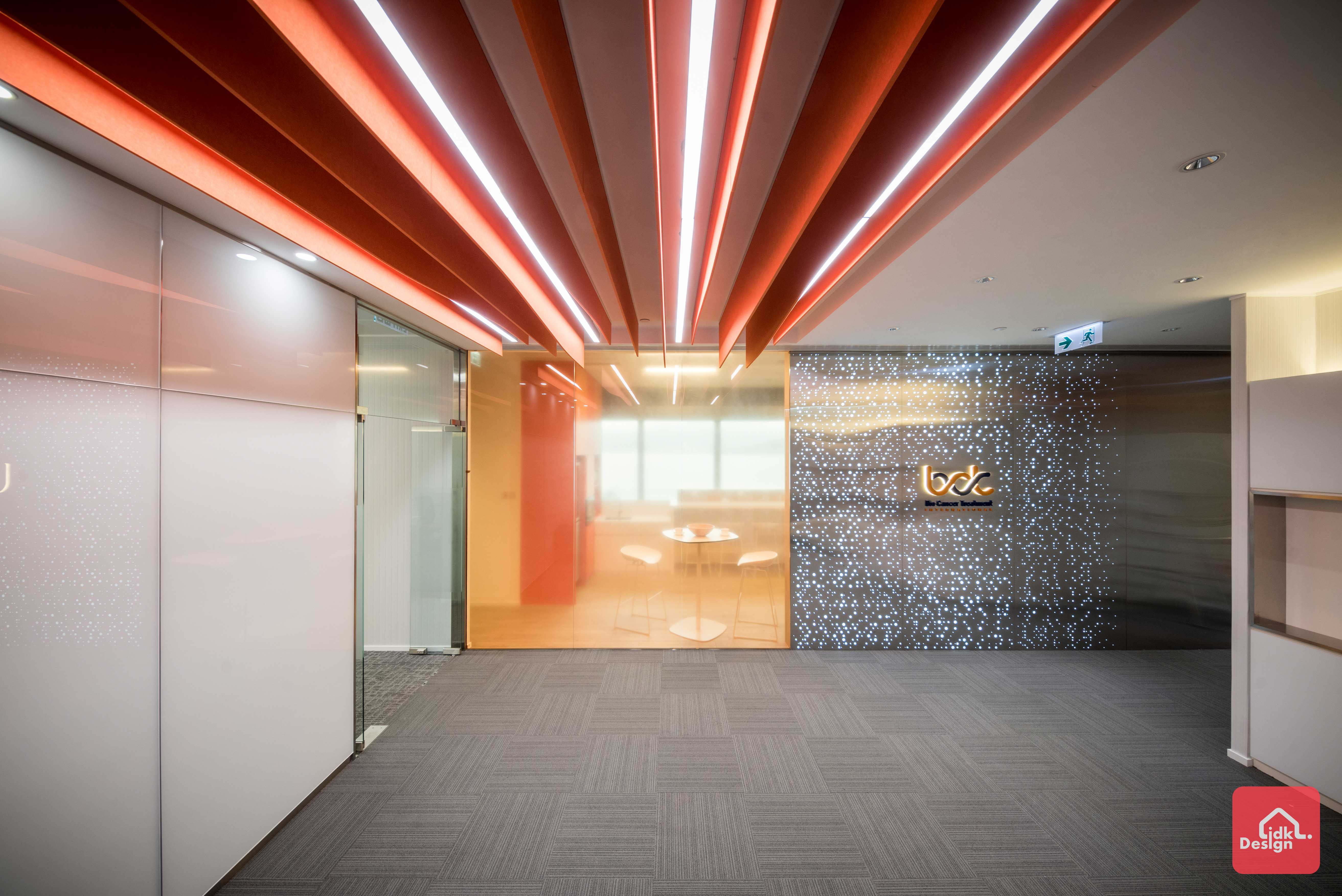 辦公室天花設計