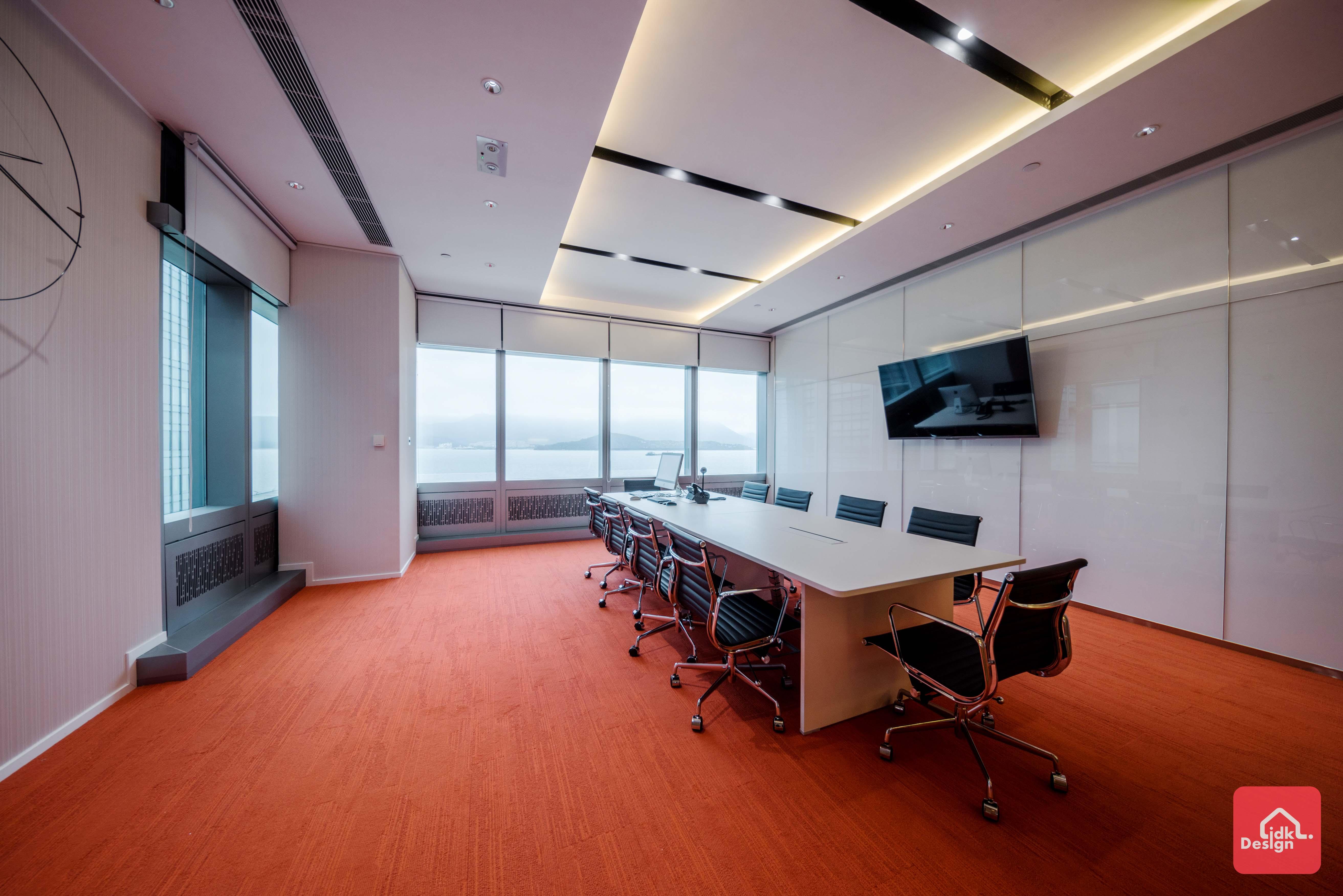 辦公室會議室