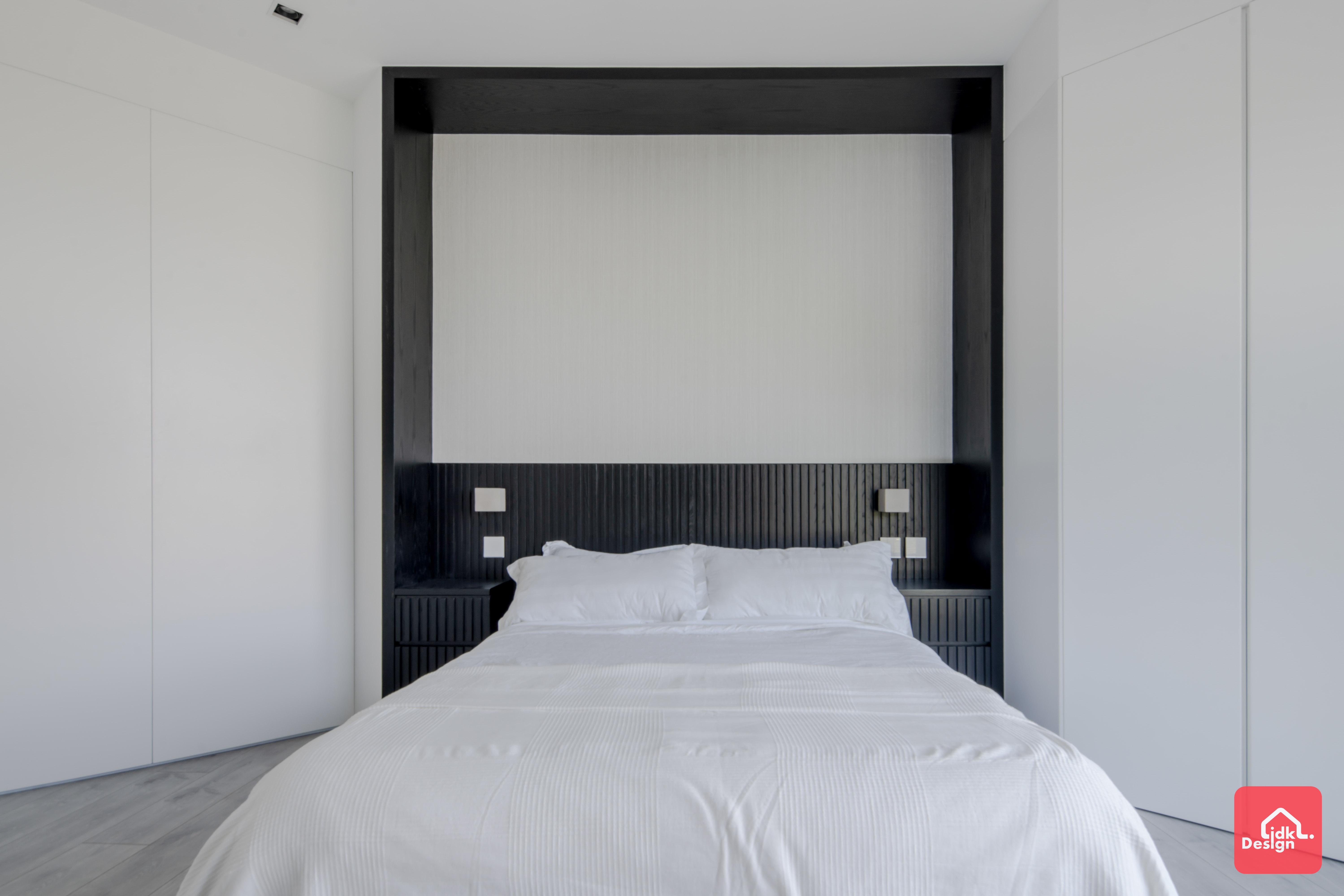 床頭特色牆