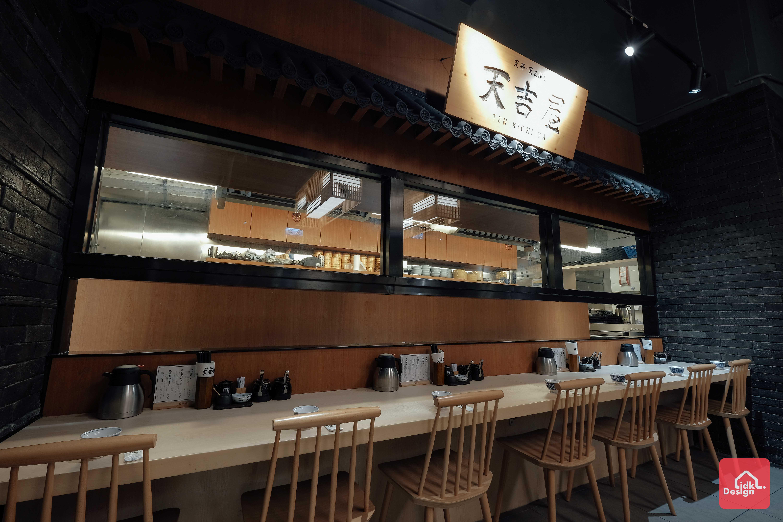 日本餐廳吧枱