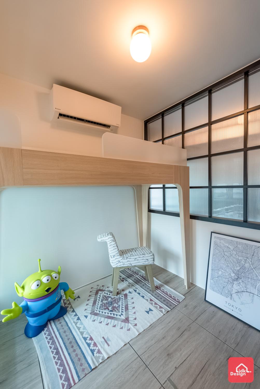 兒童房設計