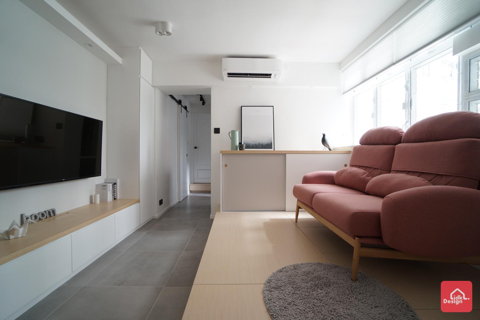 地台設計, 細單位設計