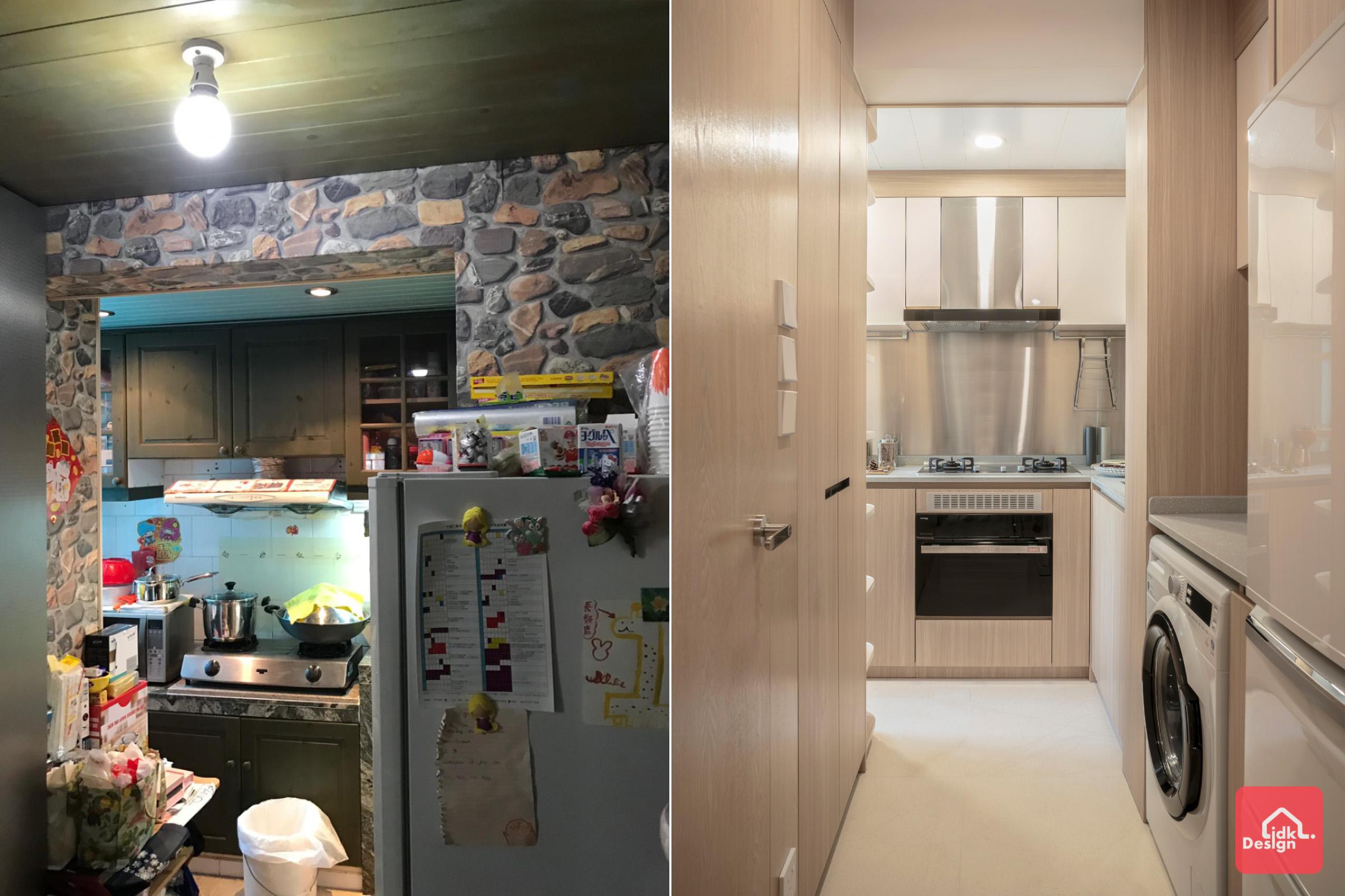 居屋翻新廚房