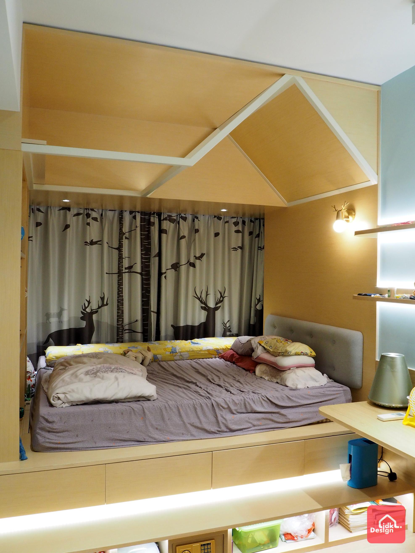 孩子房設計
