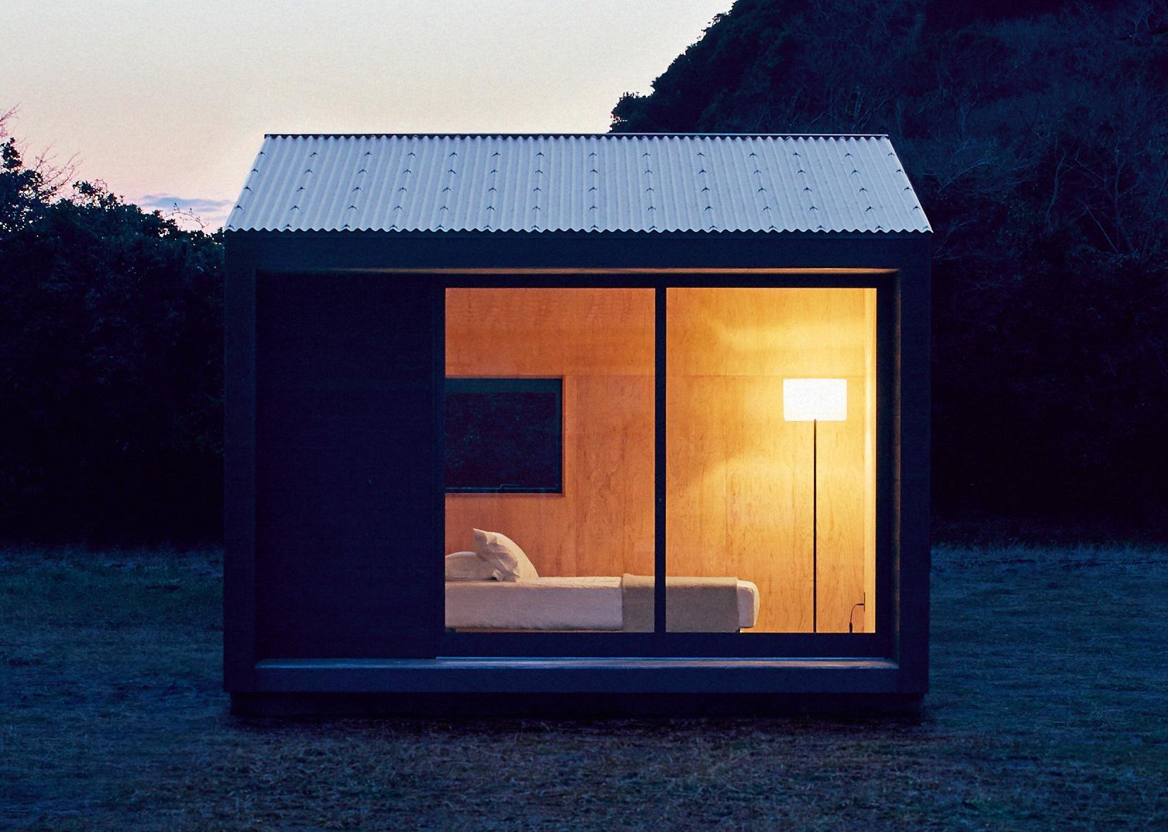 無印良品推出小屋?與大自然相融的MUJI HUT