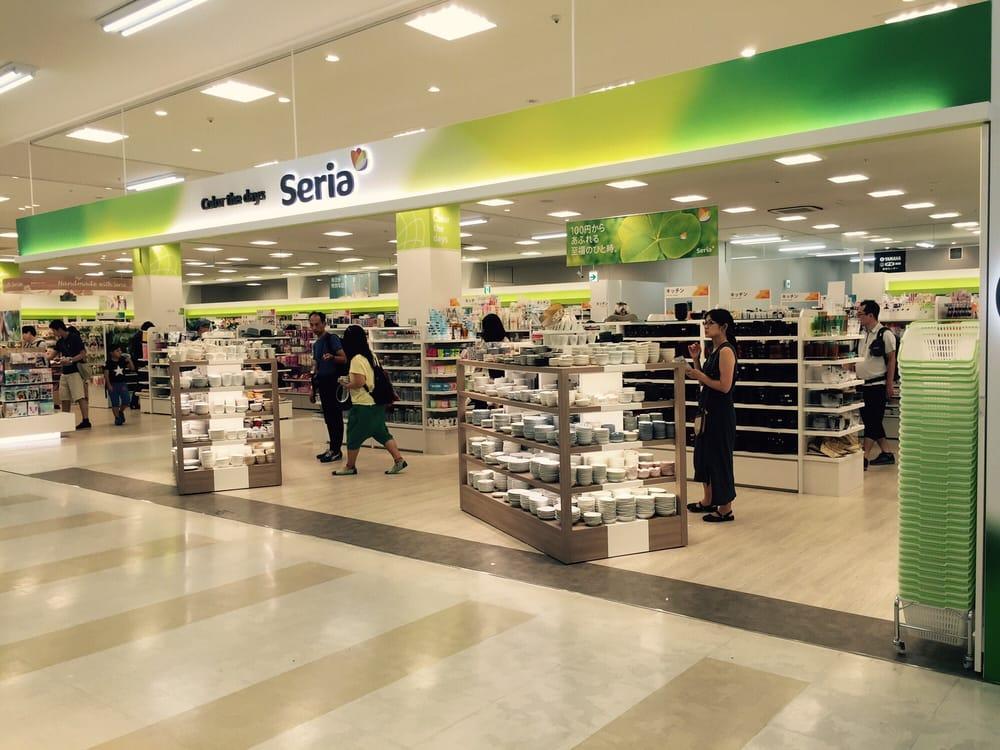 Seria 北歐設計風格的日本100円店
