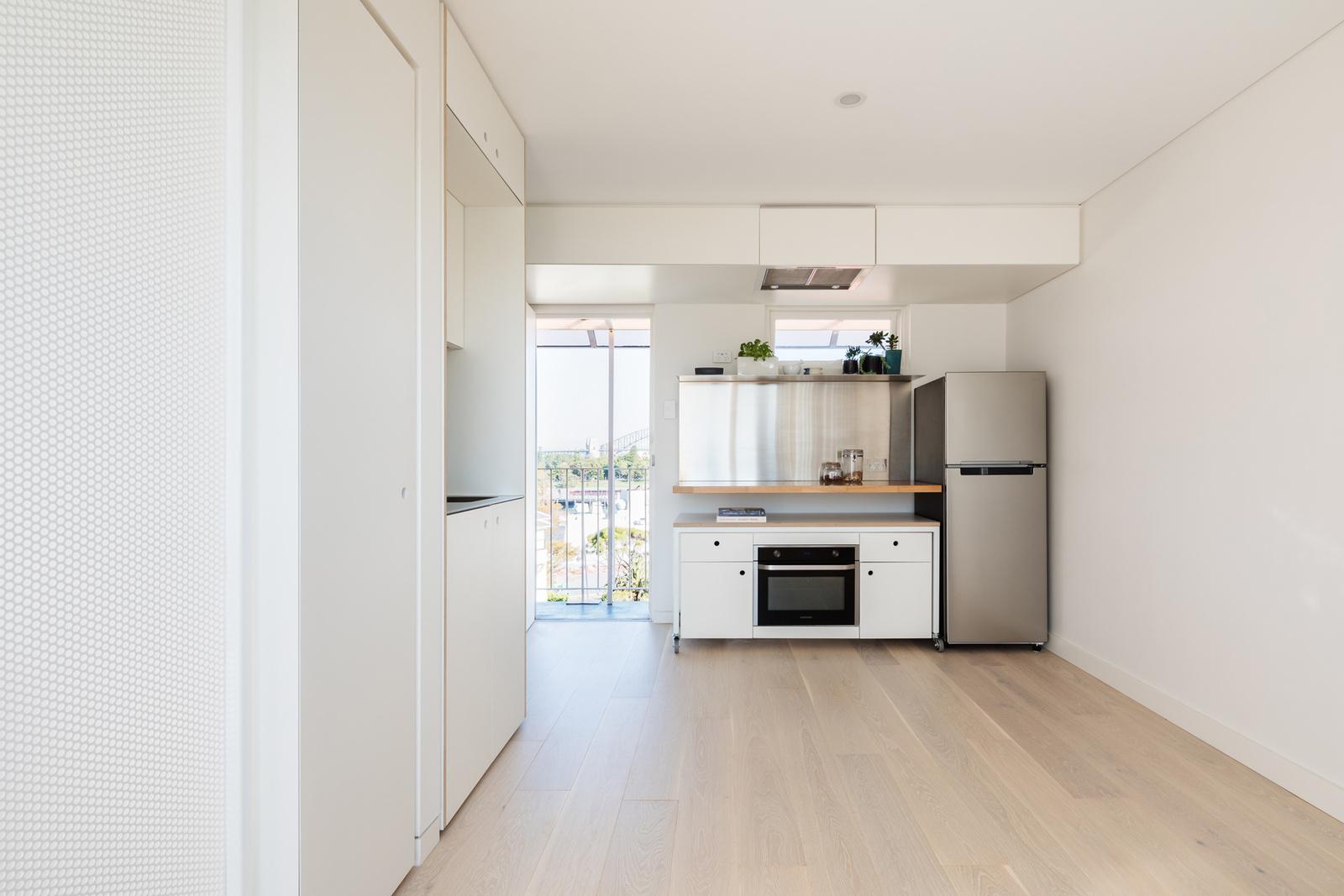 輕輕鬆鬆將空間功能轉換在手中 - 5S Apartment