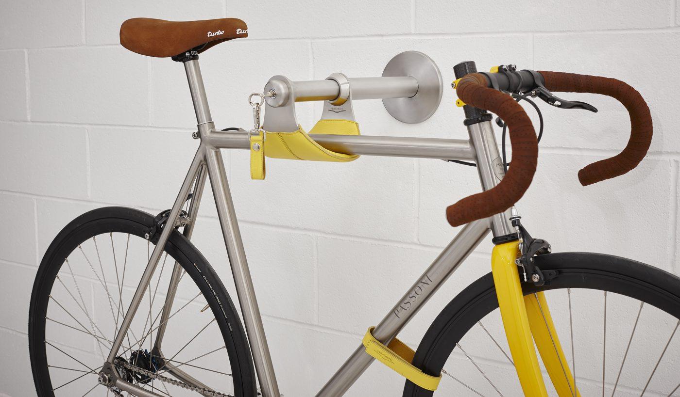 單車鎖亦能充滿時尚感?意大利Vadolibero Bike Safe S