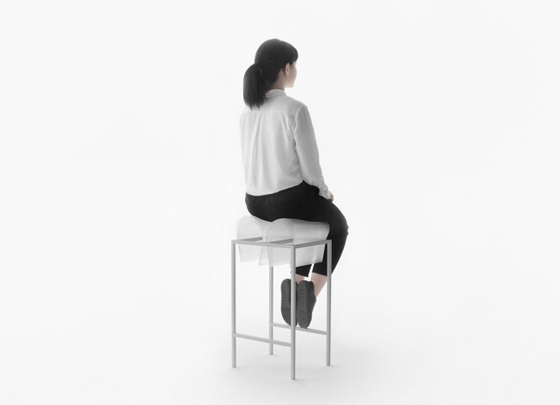 突破傳統:nendo工作室推出極柔軟bouncy layers系列